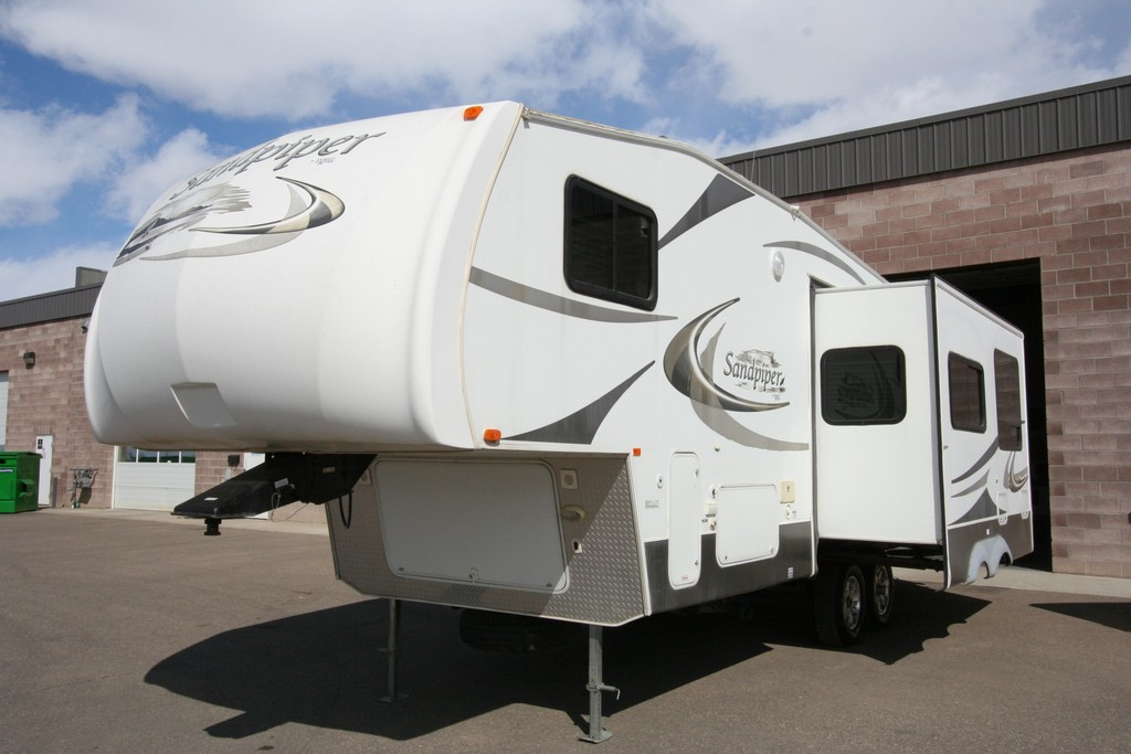 ***SOLD***2008 FOREST RIVER SANDPIPER F285 REAR KITCHEN SALE $11900