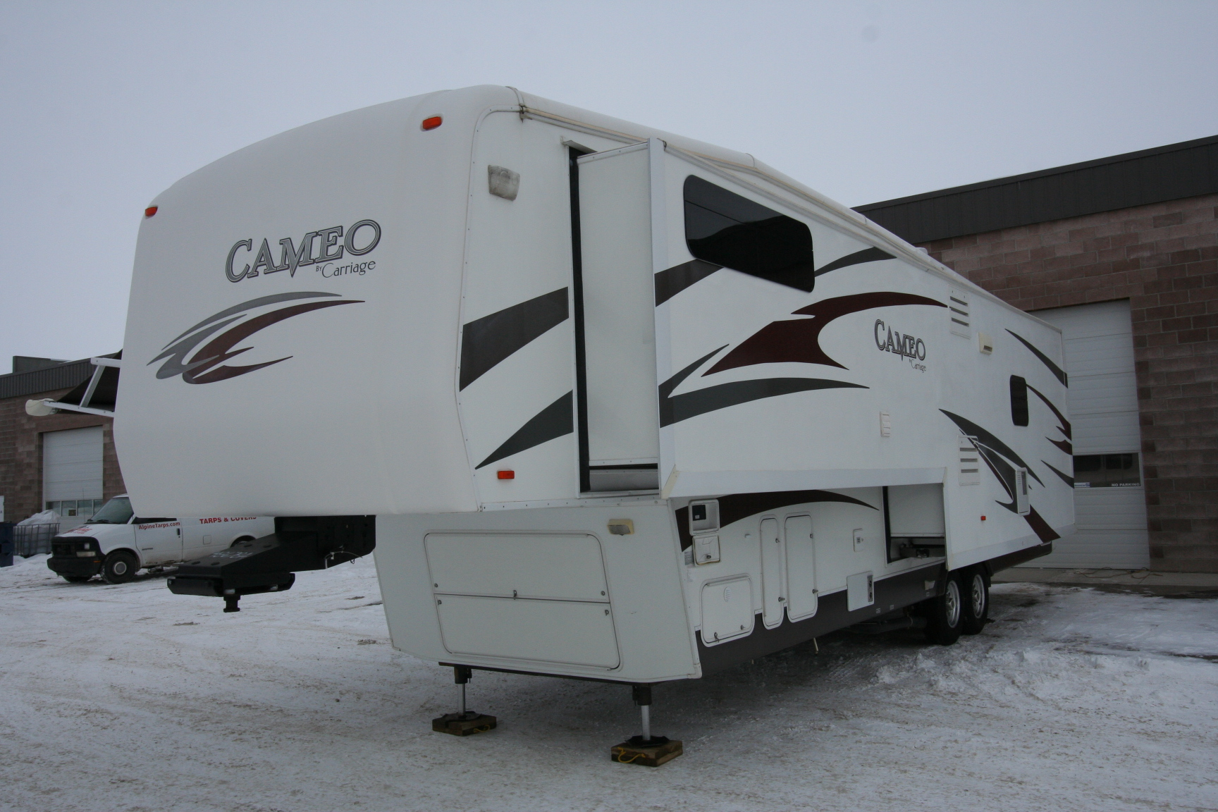 ***SOLD***2010 CARRIAGE CAMEO 36FWS FULL WALL SLIDE $39900