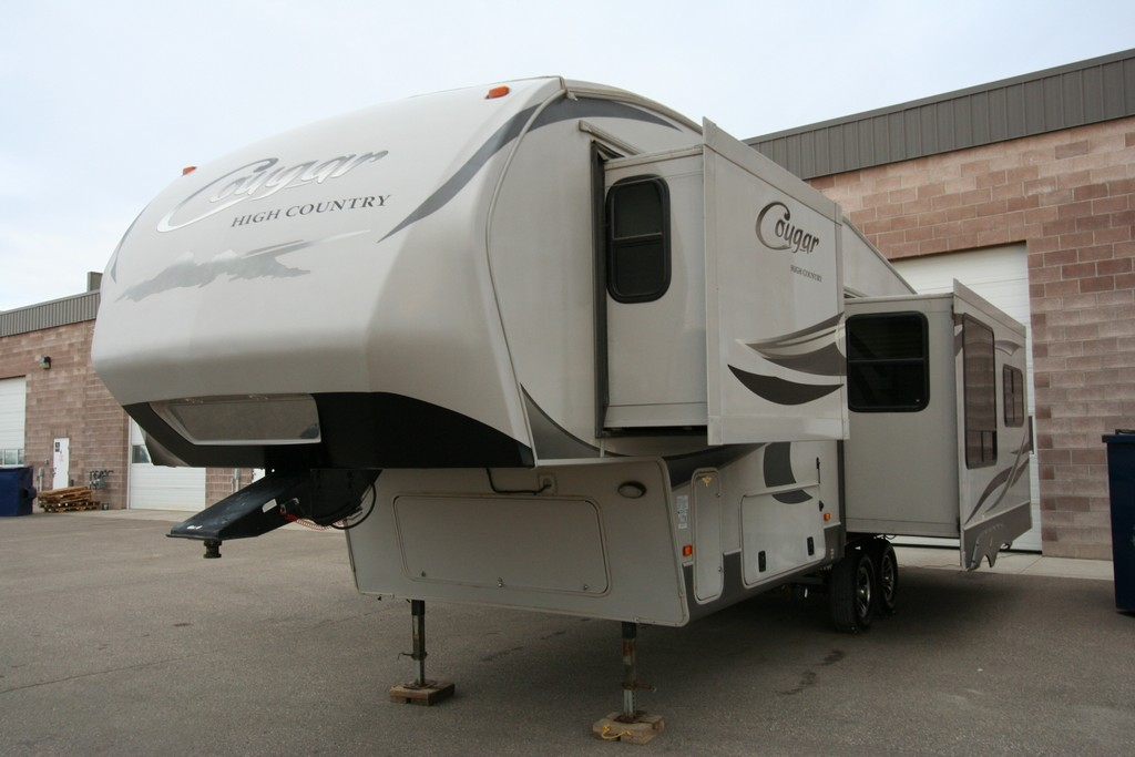 2012 KEYSTONE COUGAR HIGH COUNTRY 291RLS $19900