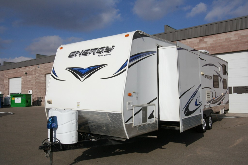2014 KEYSTONE ENERGY 257 TOY HAULER $29900